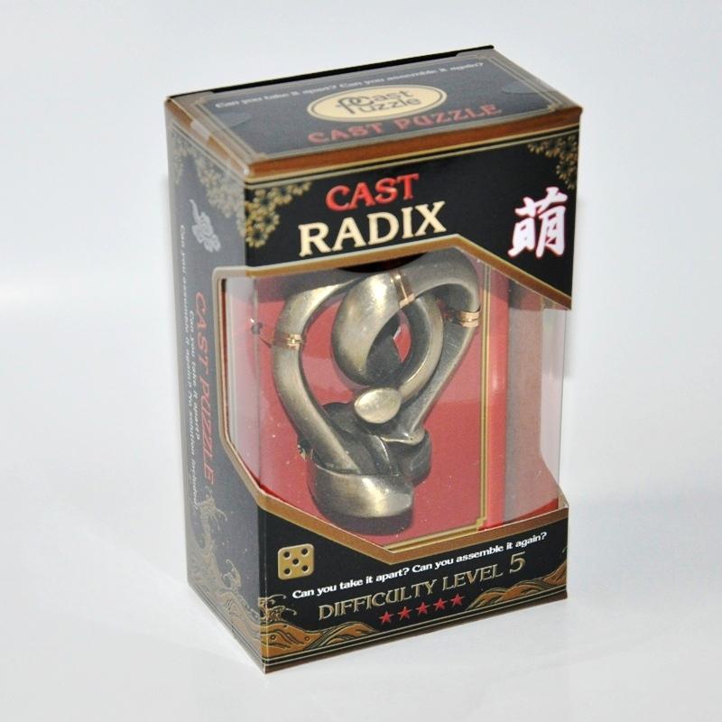 Купить Головоломка Рэдикс*****/ Cast Puzzle Radix*****, NoBrand