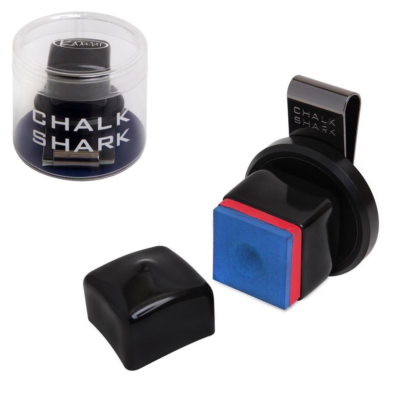 Держатель для мела Kamui Chalk Shark Black
