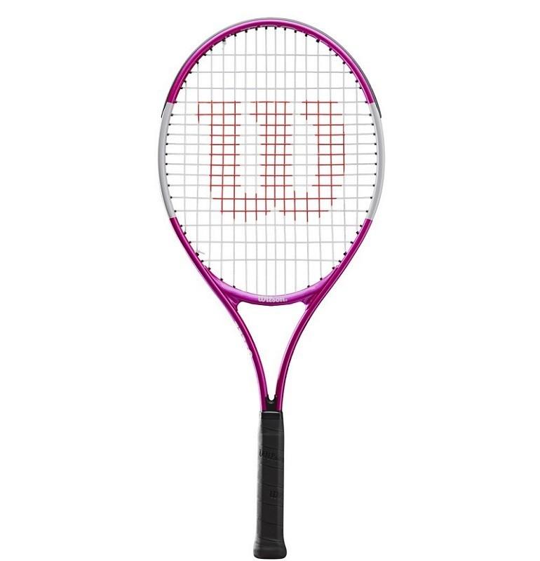 Купить Ракетка для большого тенниса Wilson Ultra Pink 23 GR0000 WR027910U,