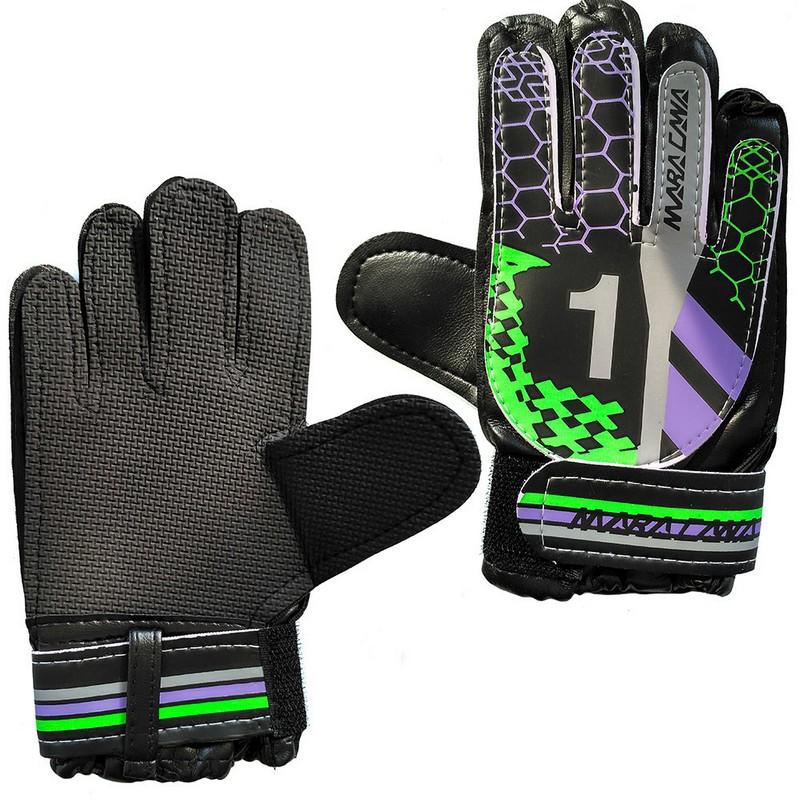 Купить Перчатки вратарские Зеленый C28829-30-1, NoBrand