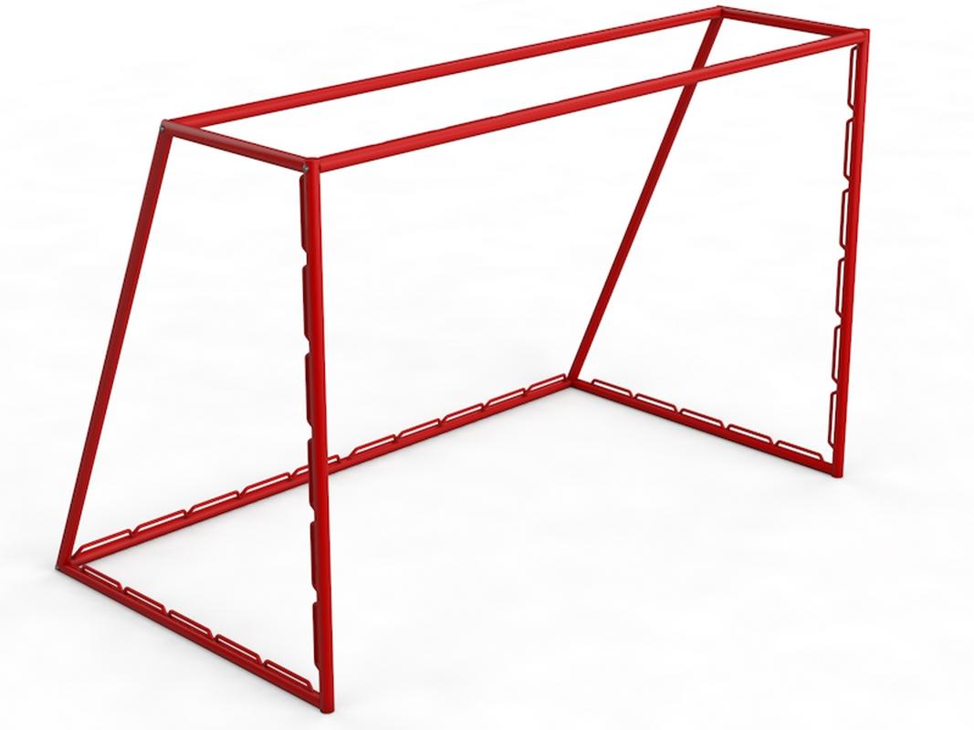 Ворота хоккейные тренировочные 183x122x110 см (разборные)