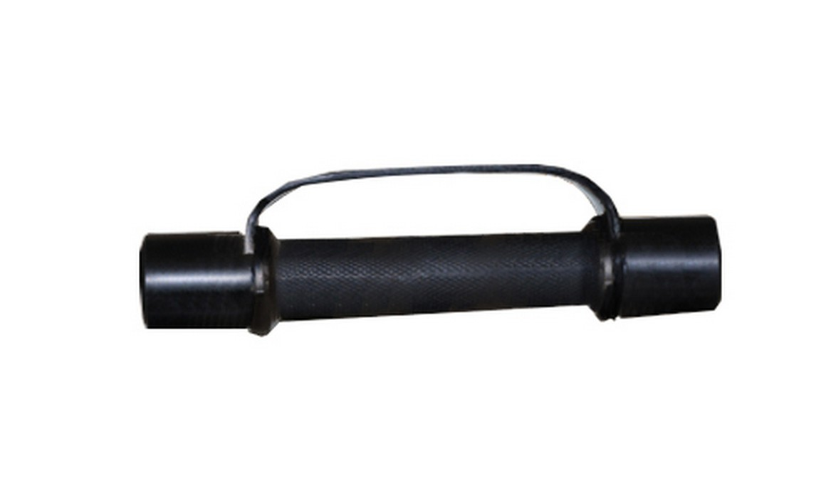 Гантель с обрезиненной ручкой MBBarbell MB-FitB 2,5 кг