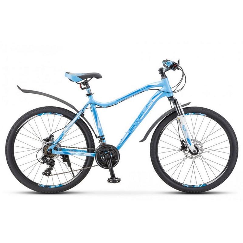 Купить Велосипед Stels Miss-6000 D V010 2020 Голубой (LU093825),