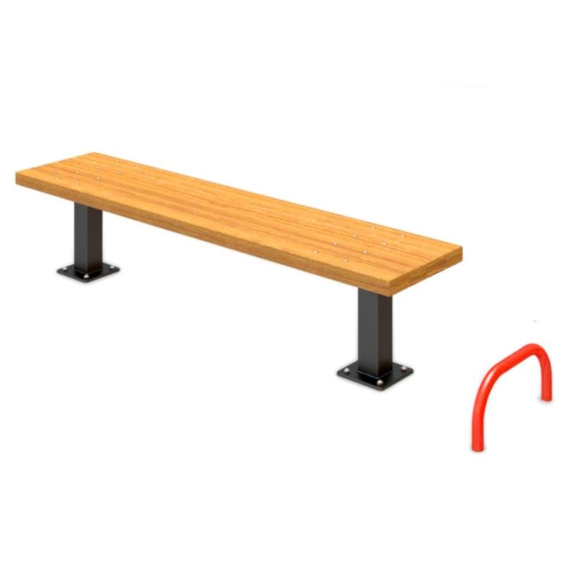 Купить Пресс-скамья для воркаута Dinamika ZSO-002799,