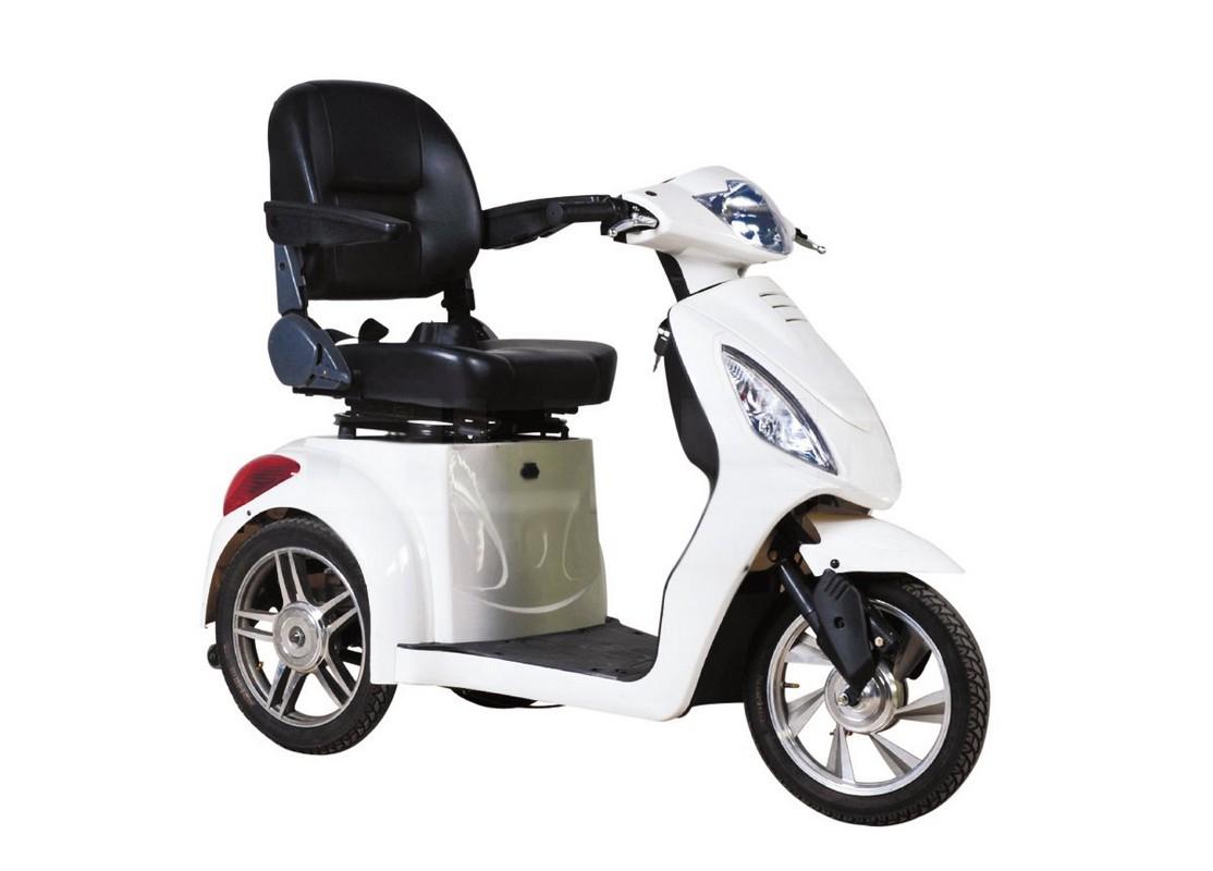 Электроскутер Volteco Trike