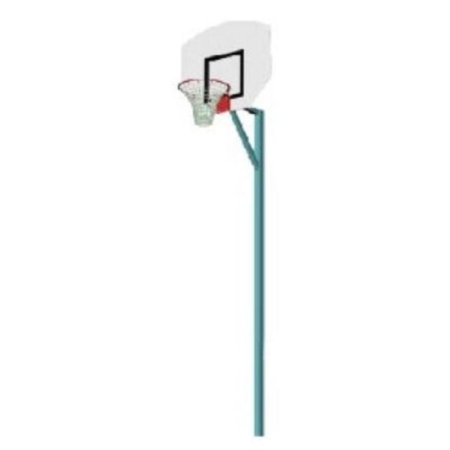 Стойка баскетбольная уличная вылет 1.2м (1шт)