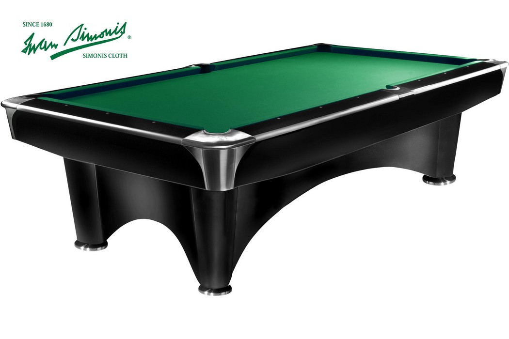 Купить Стол / пул Weekend Dynamic III 8 ф (черный с отливом) 55.100.08.5, Billiard Company