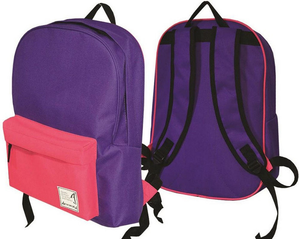 Рюкзак Барс Acoola City Style Basic, фиолетовый-розовый
