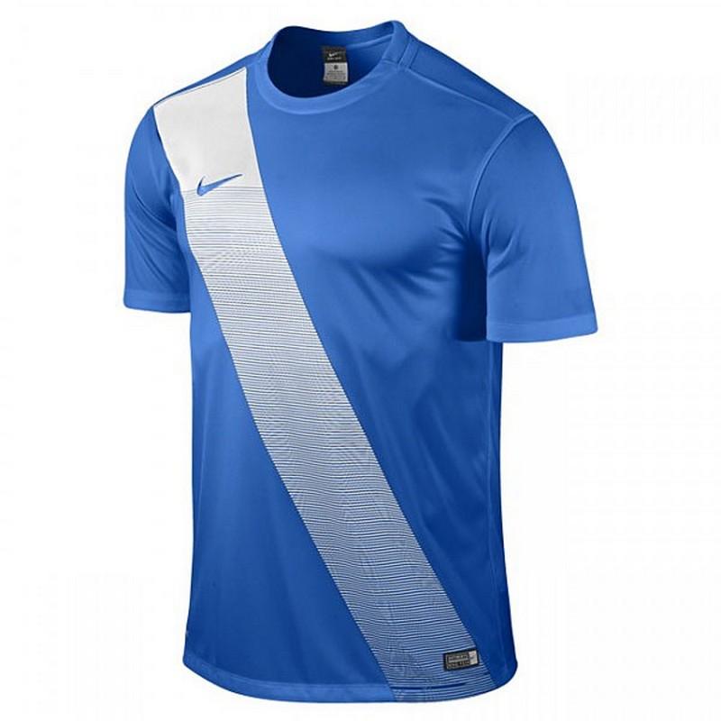 Майка игровая Nike Sash Jsy 645920-463 Jr игровая форма nike футболка nike ss boys sash jsy 645920 463