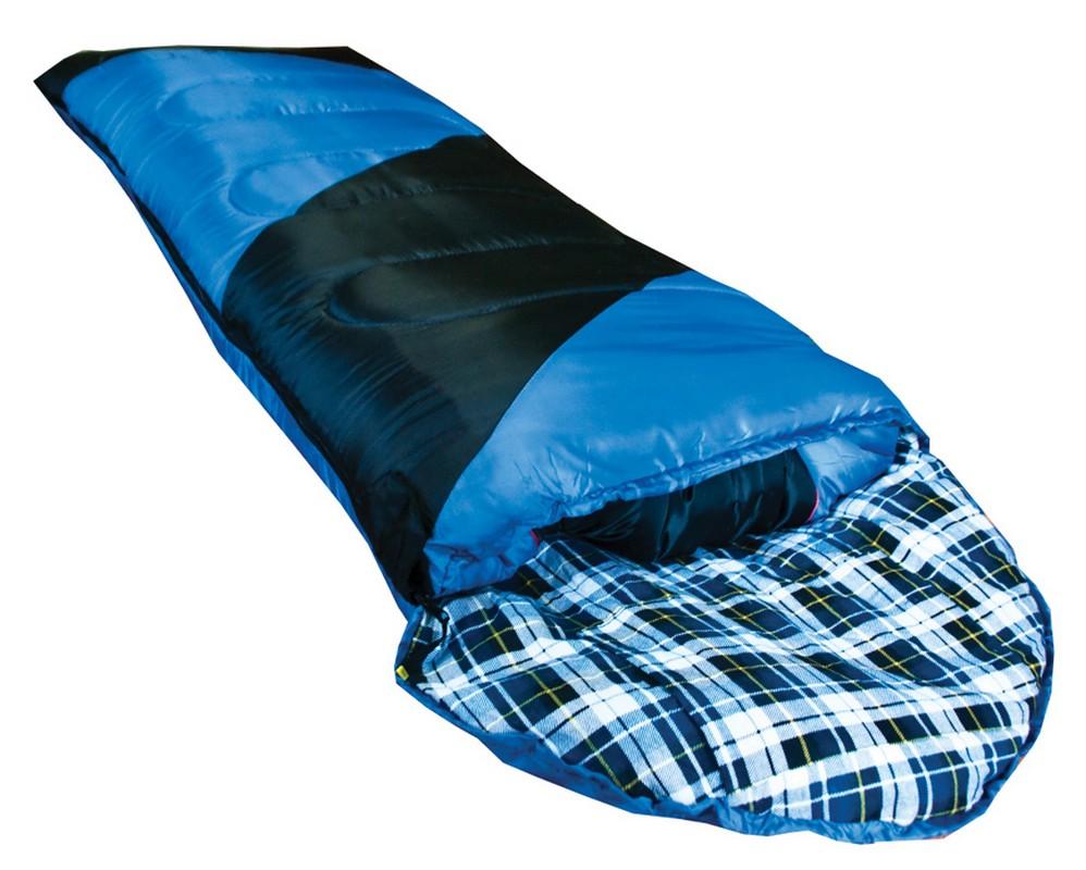 Спальный мешок Tramp Night Life индиго/черный R