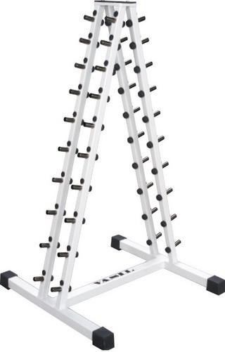 Стойка для гантелей хромированных Vasil Gym В.222.11