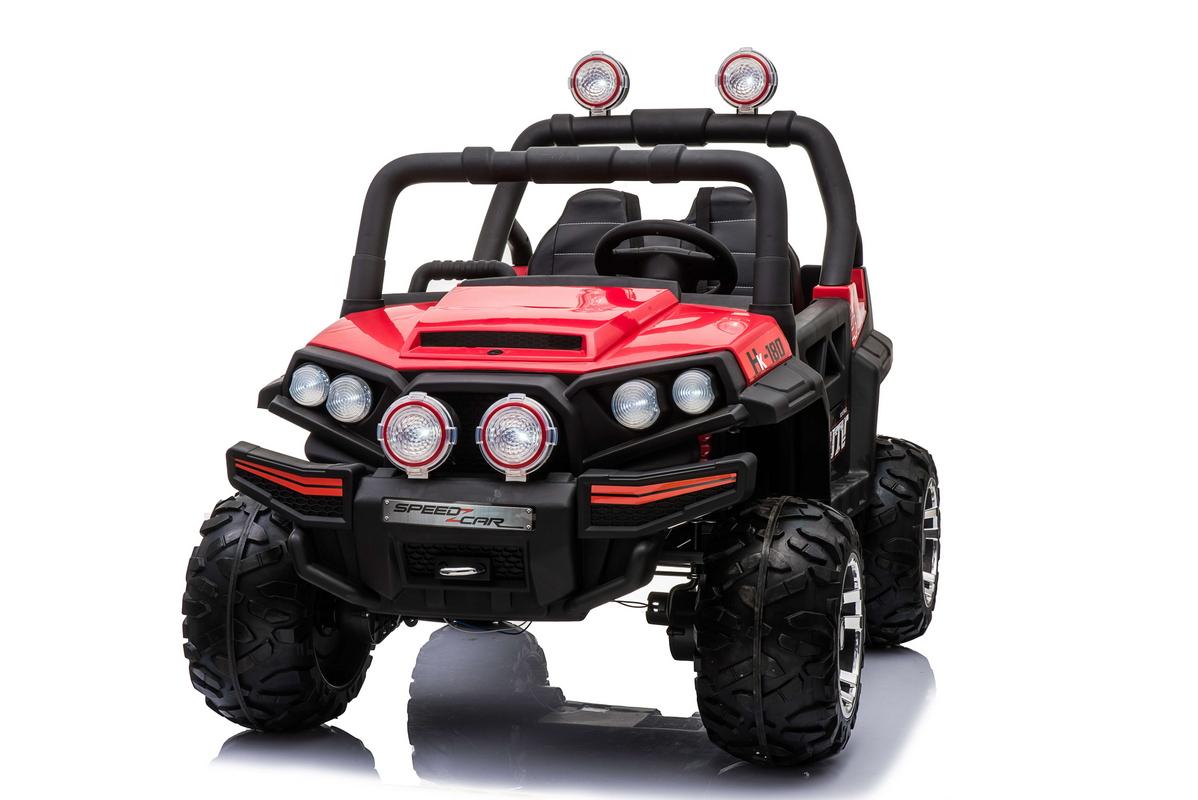 Детский внедорожник River-Toys Buggy О333ОО Red (4x4) с ДУ