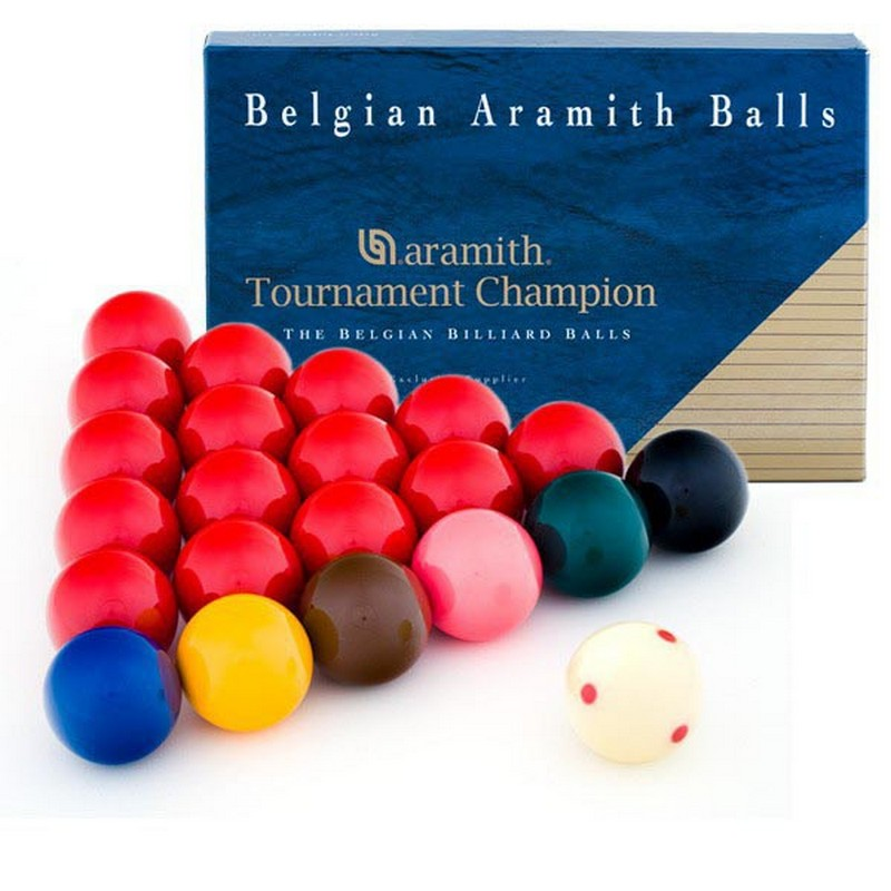 Купить Шары Aramith Snooker Tournament Champion Pro-Cup ø52,4мм,