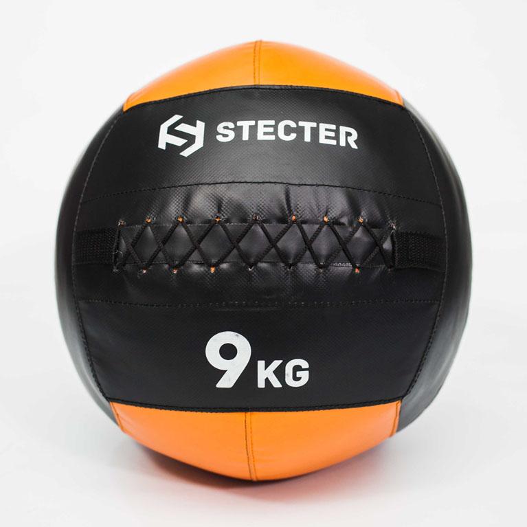 Купить Медбол Stecter 9 кг 2156,