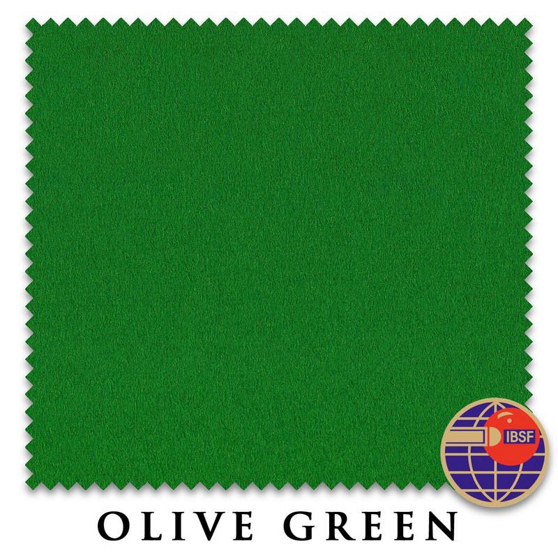 Купить Сукно Milliken Strachan Snooker 6811Club 196см 06864 Olive Green,