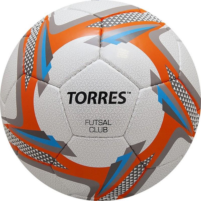 Мяч футзальный Torres Futsal Club F31884 р.4 фото