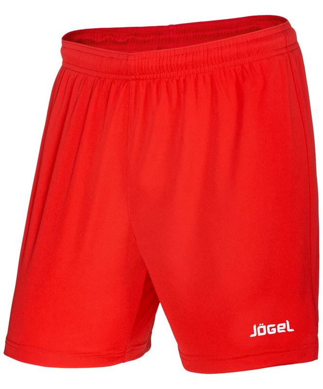 Купить Шорты волейбольные Jögel детские JVS-1130-021 красныйбелый,