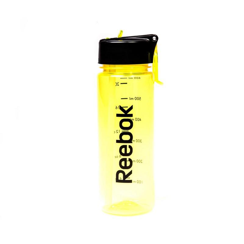Бутылка для воды Reebok 0,65 Yellow RABT-P65YLREBOK