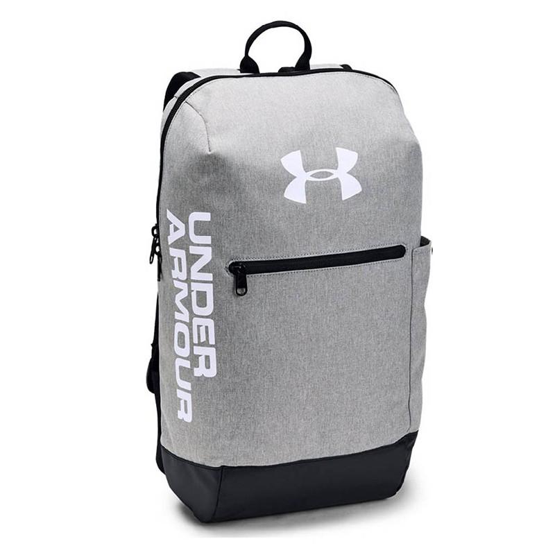 Рюкзак городской Under Armour UA Patterson Backpack 1327792-035, св.серо-бело-черный