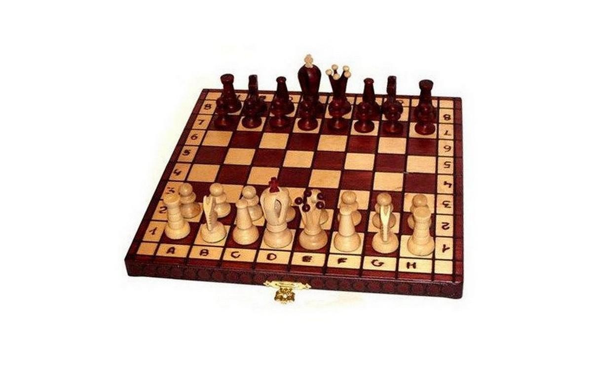 Шахматы Wegiel Роял 30 wi93, NoBrand  - купить со скидкой