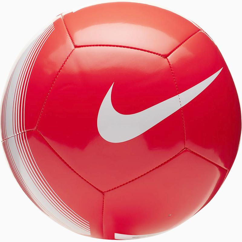 Купить Мяч футбольный Nike Pitch Team SC3992-610 р.5,