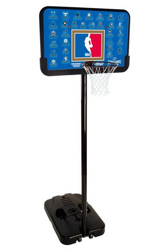 Баскетбольная стойка Spalding 61501CN 2015 NBA 44 quot; spalding баскетбольная стойка spalding 2013 highlight 42 acrylic system