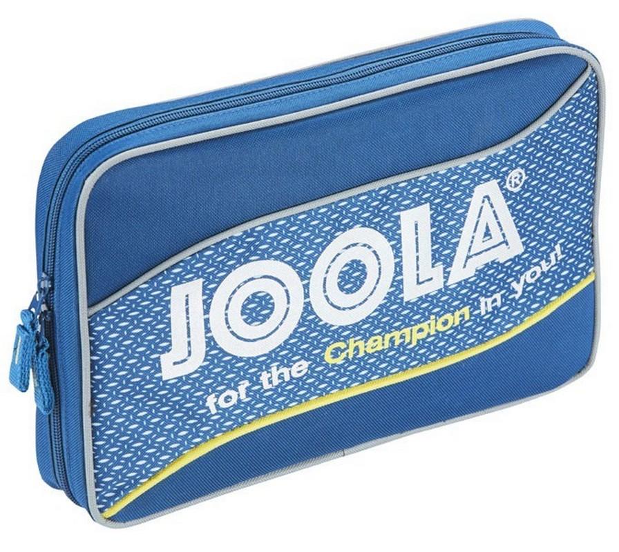 Чехол для ракетки Joola Bat Cover Focus 80064 navy/yellow