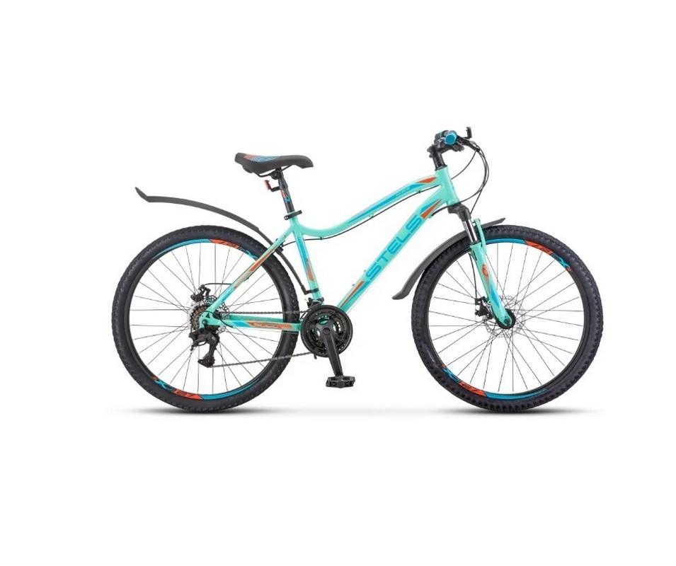 Купить Велосипед Stels Miss-5000 MD V011 2020 Светло-бирюзовый (LU094025),