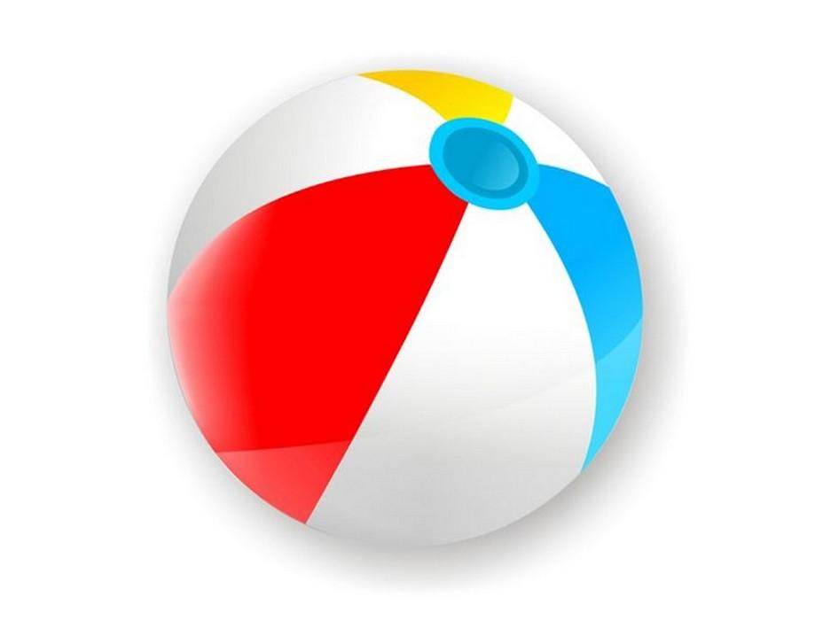 Мяч надувной D=41 см 31020