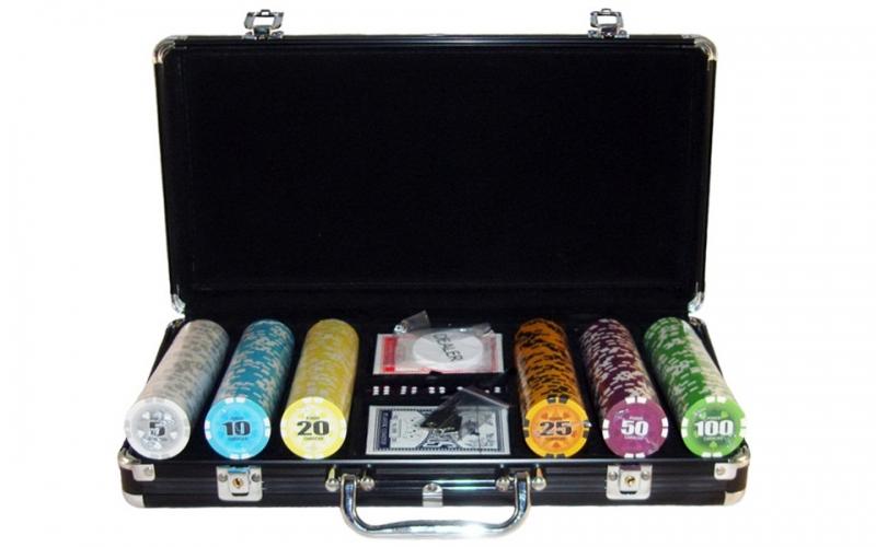Набор для покера Caracas 300