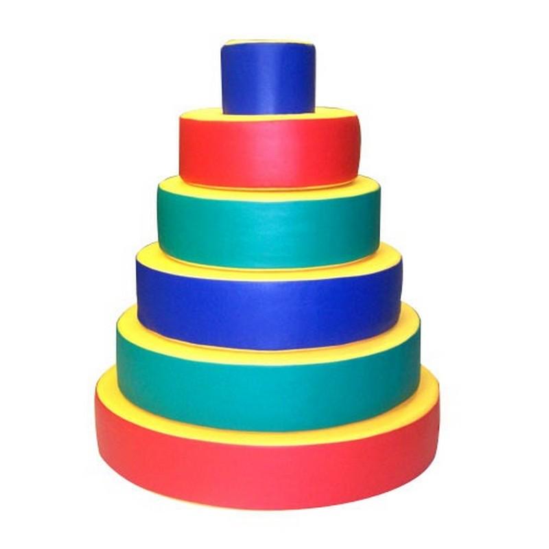 Купить Игровой модуль Пирамида Dinamika ZSO-002046,