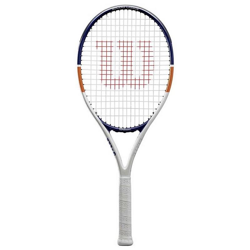 Ракетка для большого тенниса Wilson Roland Garros Elite 23 WR038810H,  - купить со скидкой