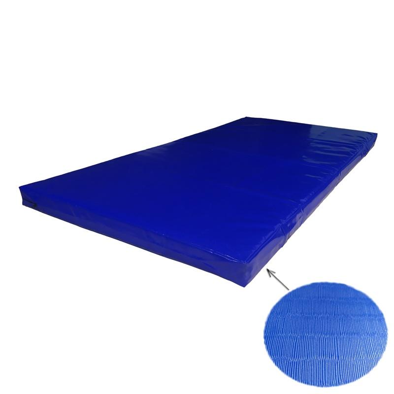 Купить Мат гимнастический 200х100х10 тент-антислип холлофайбер Dinamika ZSO-001346,