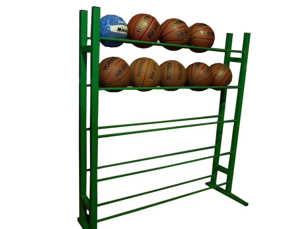 Купить Стеллаж для хранения мячей Spektr Sport ХИМ_38,