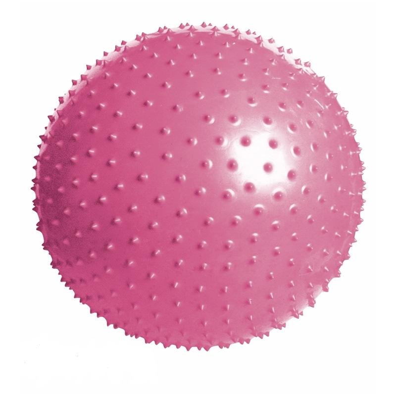 Гимнастический мяч массажный ВВ-003BL-22 (55см)