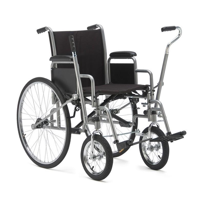 Кресло-коляска для инвалидов Armed H 004 для левшей