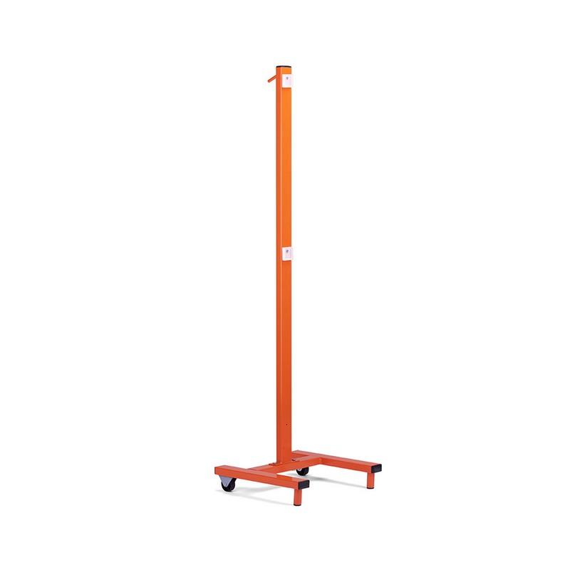 Стойка приборная Armed Спя-1 на 1 ламповый рециркулятор, оранжевая рама и стойка для электронной установки 2box drumit five rackpipe long