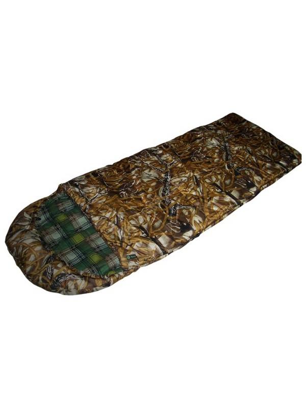 Спальный мешок Чайка СП2 Камуфляж