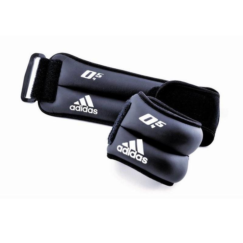 Утяжелители Adidas 2х0,5кг(пара) ADWT-12227 цена