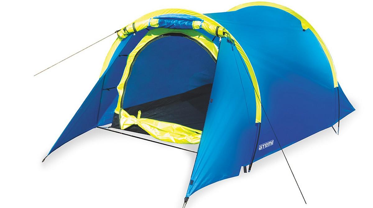 Палатка туристическая Novus Tomga 3 TX