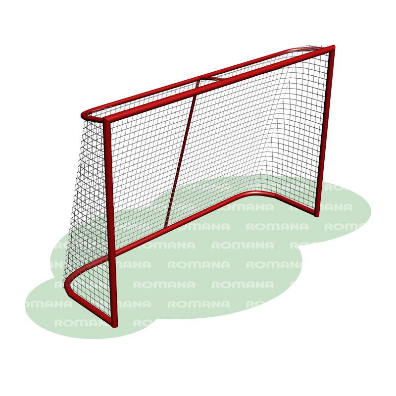 Ворота хоккейные Romana 203.09.00 ворота с баскетбольным щитом romana 203 10 00