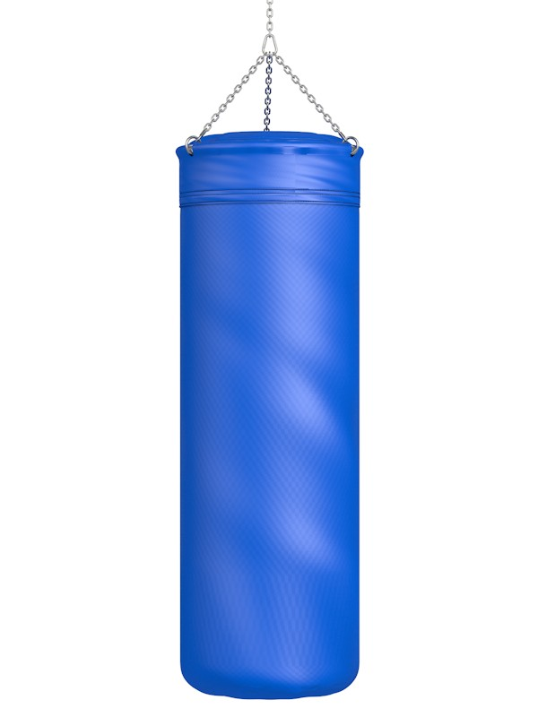 Купить Боксерский мешок Glav тент, 40х120 см, 45-55 кг 05.105-12,