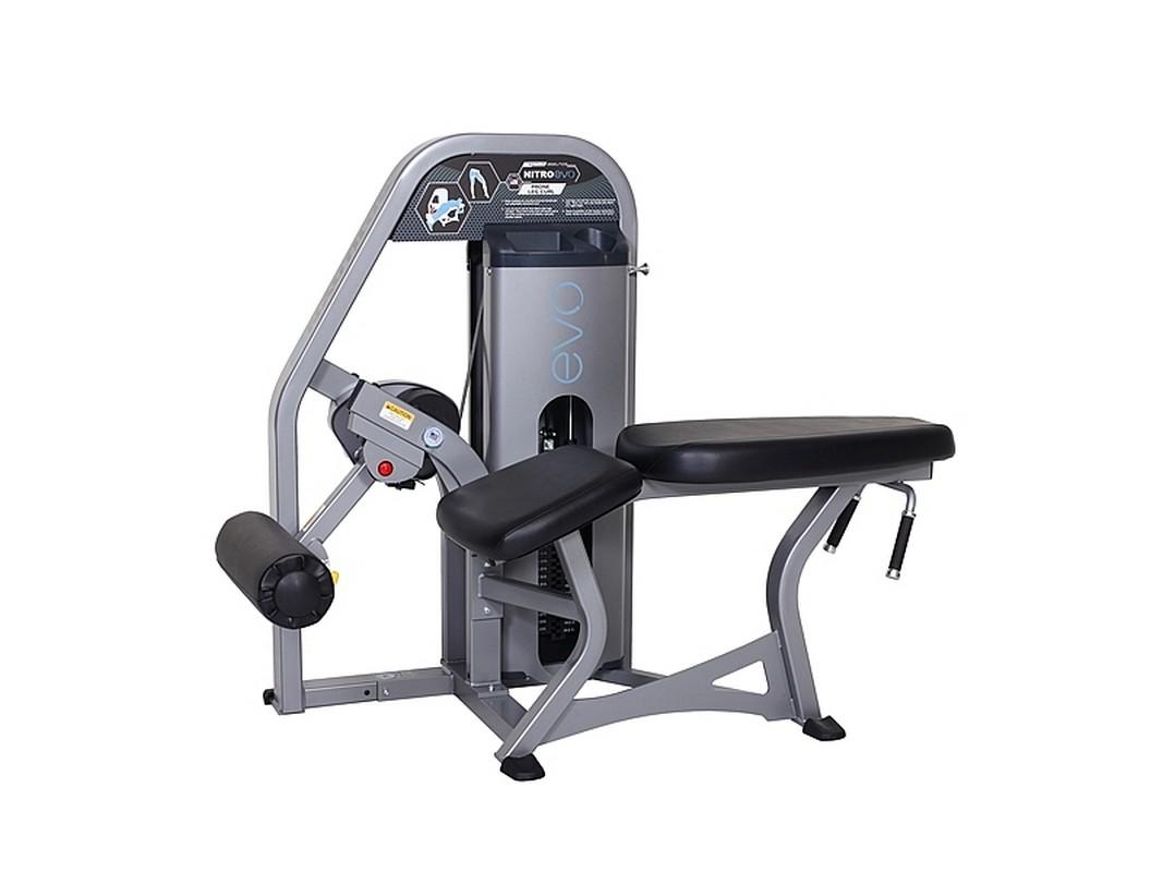 Тренажер для мышц задней поверхности бедра (бицепс бедра), лежа Nautilus CHF/S9LCP