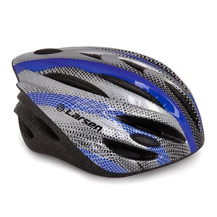 Шлем роликовый раздвижной Larsen H2A N/C 57-60см
