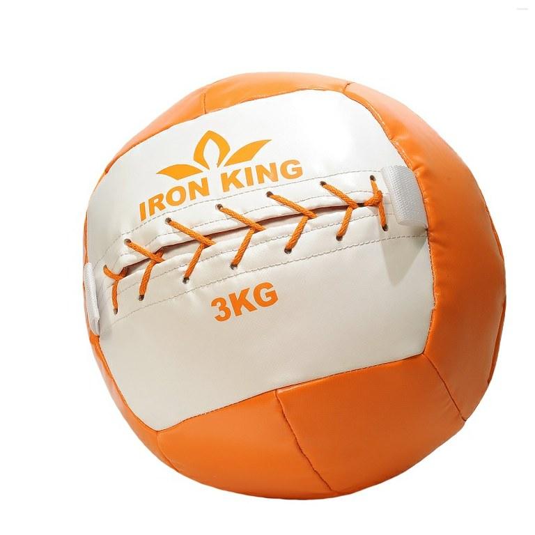 Купить Медбол Iron King CR 103 3 кг,