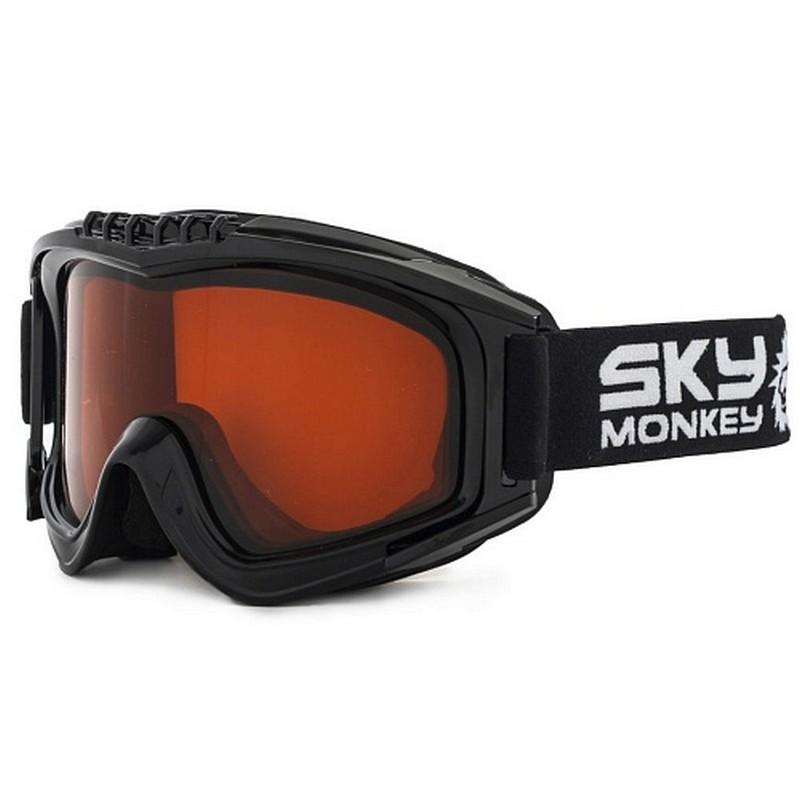 Очки горнолыжные Sky Monkey SR21 OR VSE25 черный от Дом Спорта