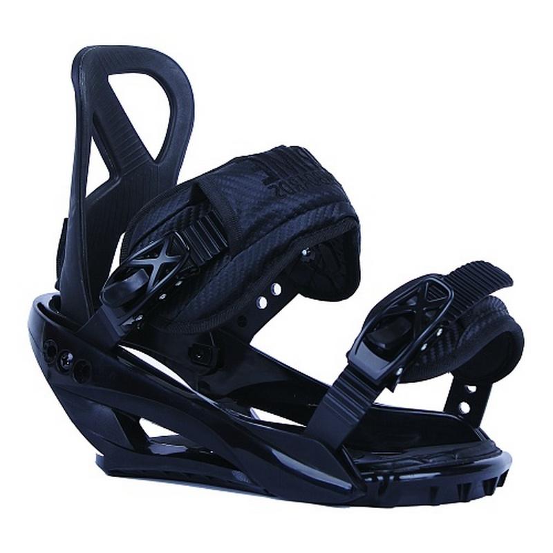 Крепления сноубордические Prime P-Bindings V1.0 черные