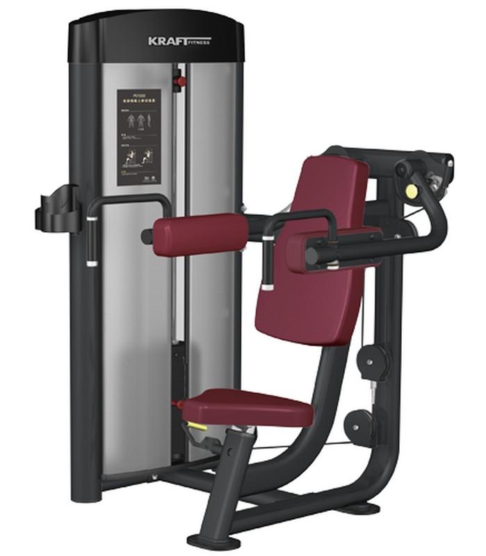Дельтоид сидя Kraft Fitness KFXD беговая дорожка kraft fitness pk12 l