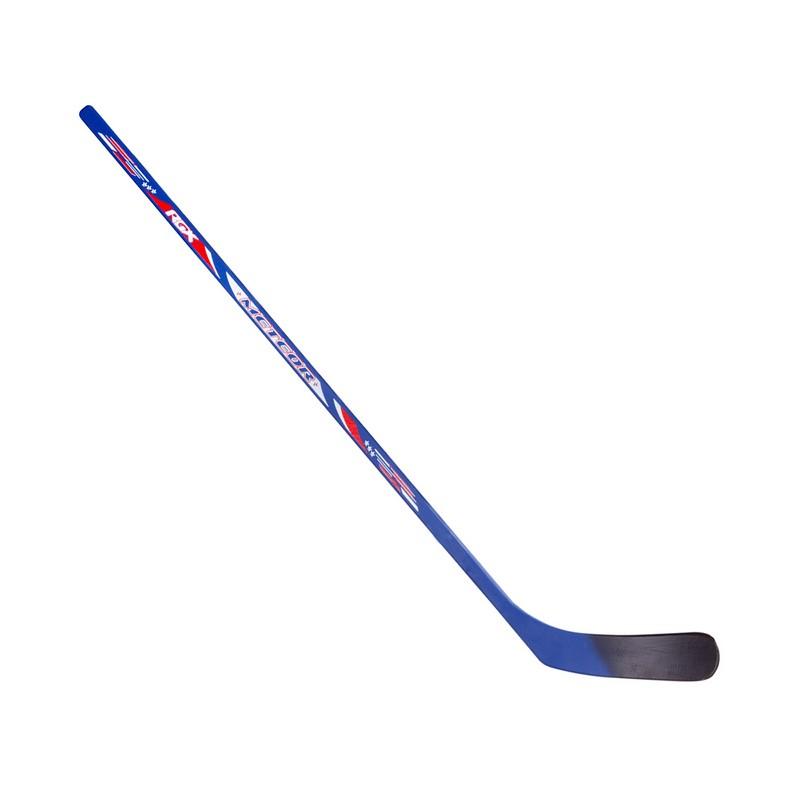 Клюшка хоккейная RGX Youth Meteor Dark Blue L 107см клюшка хоккейная rgx youth code active blue l 107 см синий