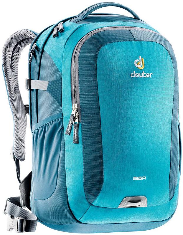 Рюкзак Deuter 2015 Daypacks Giga petrol dresscode косметичка deuter accessoires wash room blackberry dresscode